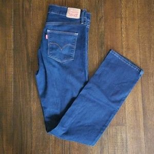 💛 Levi's slimming straight jeans